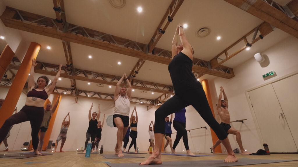 Hot Lotus Yoga